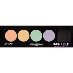 L'Oreal Infallible Cover 225 Color Correcting Kit